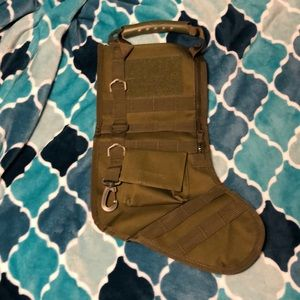 Brand New Tactical Christmas Stocking